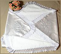 Крыжма полотенце для крещения №3, фото 1