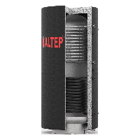 Буферная емкость утепленная с теплообменником Altep 500 литров