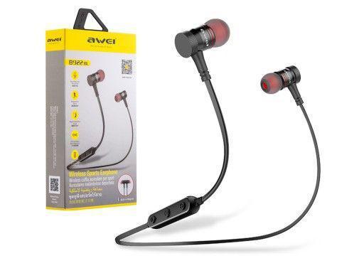 Наушники AWEI B922BL Sports Bluetooth \ Black