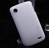 Чехол-накладка NILLKIN Lenovo A800 - Super Frosted Shield (White)