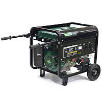 Генератор IRON ANGEL  EG 5500 E (Z) (5,2 кВт, 1 фаза, электростартер)