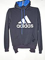 Мужской спортивный костюм трикотаж adidas (Р. 48-56) купить оптом от производителя.доставка из Одессы(7КМ)