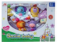 Мобиль 2998  музыкальная игрушка детская  заводной механизм, в коробке  36*24*6 см.