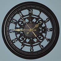 Красивые настенные часы Bronze (28 см.)