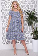 Женское летнее платье Даша fnc-1012