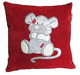 Подушка детская с вышивкой, фото 9