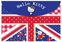 Папка на кнопке А4 KITE Hello Kitty HK15-200