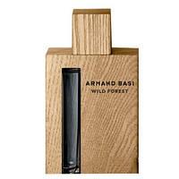 Armand Basi Wild Forest - Armand Basi мужские духи Арманд Баси Вилд Форест (Дикий лес) сертифицированные (лучшая цена на оригинал в Украине) Туалетная