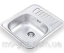 Кухонная мойка ukinox COL 580.488 GT/GW (декор)