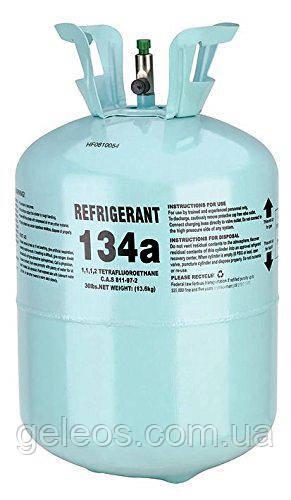 Фреон R-134A хладагент, хладон  13.6кг Refrigerant