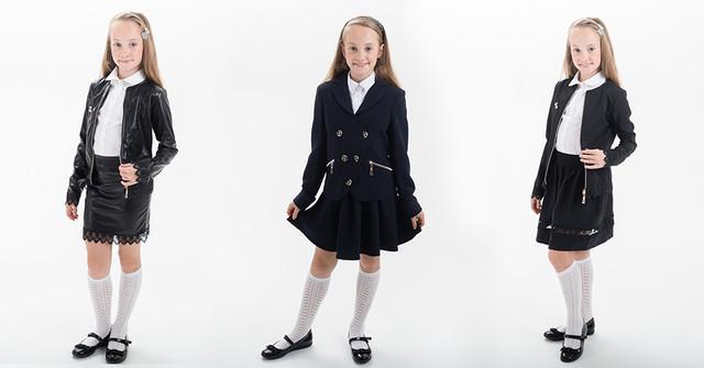 Школьная форма (девочкам и мальчикам)