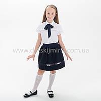"Юбка для девочки для школы ""Анастасия"", фото 1"