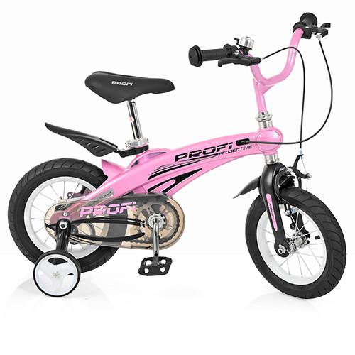 Детский велосипед PROF1 LMG12122 Projective 12 дюймов Гарантия качества. Быстрая доставка.