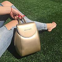 Женская сумка-рюкзак Michael Kors из Турейкой экокожи в разных цветах код 05