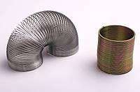 Пружина-веселка металеві, в асортименті