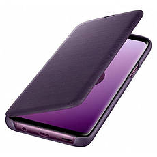 Чехол Samsung LED View Cover для Galaxy S9 (G960) [EF-NG960PVEGRU], фото 2