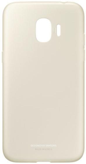 Накладка Samsung Jelly Cover для Galaxy J2 [Gold (EF-AJ250TFEGRU)]