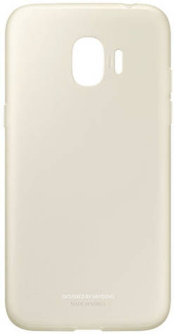 Накладка Samsung Jelly Cover для Galaxy J2 [Gold (EF-AJ250TFEGRU)], фото 2