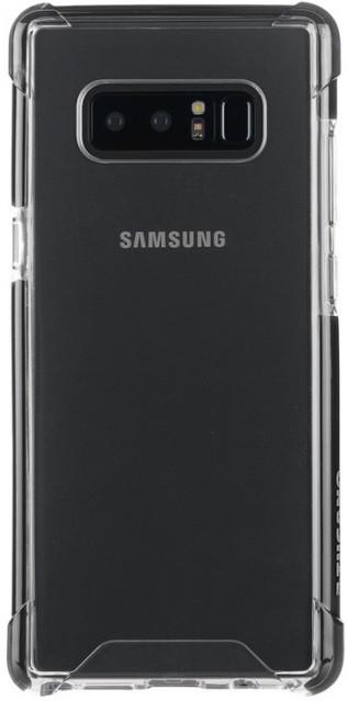 Накладка Tucano Denso Antishock Cover для Samsung Note 8 (чёрный)