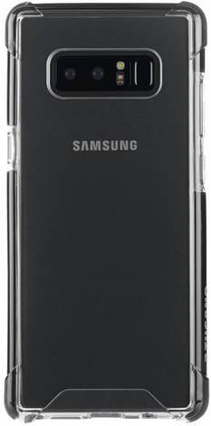 Накладка Tucano Denso Antishock Cover для Samsung Note 8 (чёрный), фото 2