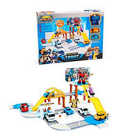 Детская игрушка паркинг для мальчиков  TB-1869 в коробке 35*9*44 см.