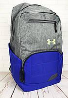 Мужской качественный рюкзак Under Armour. Спортивный рюкзак. РК17-1, фото 1