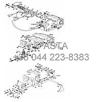 Распределитель управления с быстрым переключением передач на YTO X804