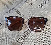 Очки Aras Polarized коричневые