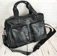 Мужская городская сумка. Сумка для поездок КСД4