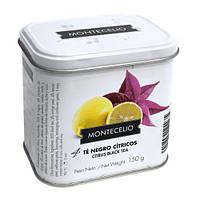 Чай черный Citrus Black tea Montecelio ,ж\б, 150 гр