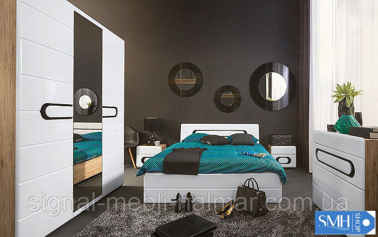 BYRON Спальня
