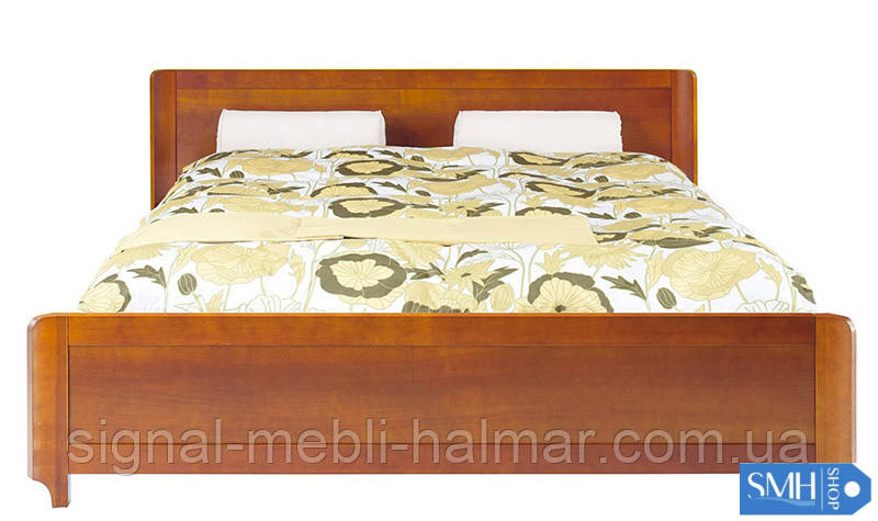 LOZ/160 Alevil BRW кровать