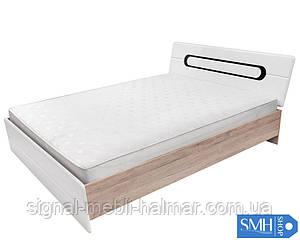 BYRON LOZ/160 кровать BRW