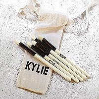 Набор кистей для макияжа глаз Kylie (реплика).