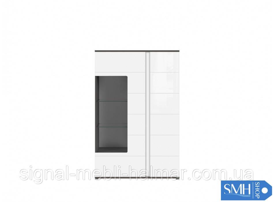Витрина Graphic (S343-REG1W1D/A-SZW/BIP)