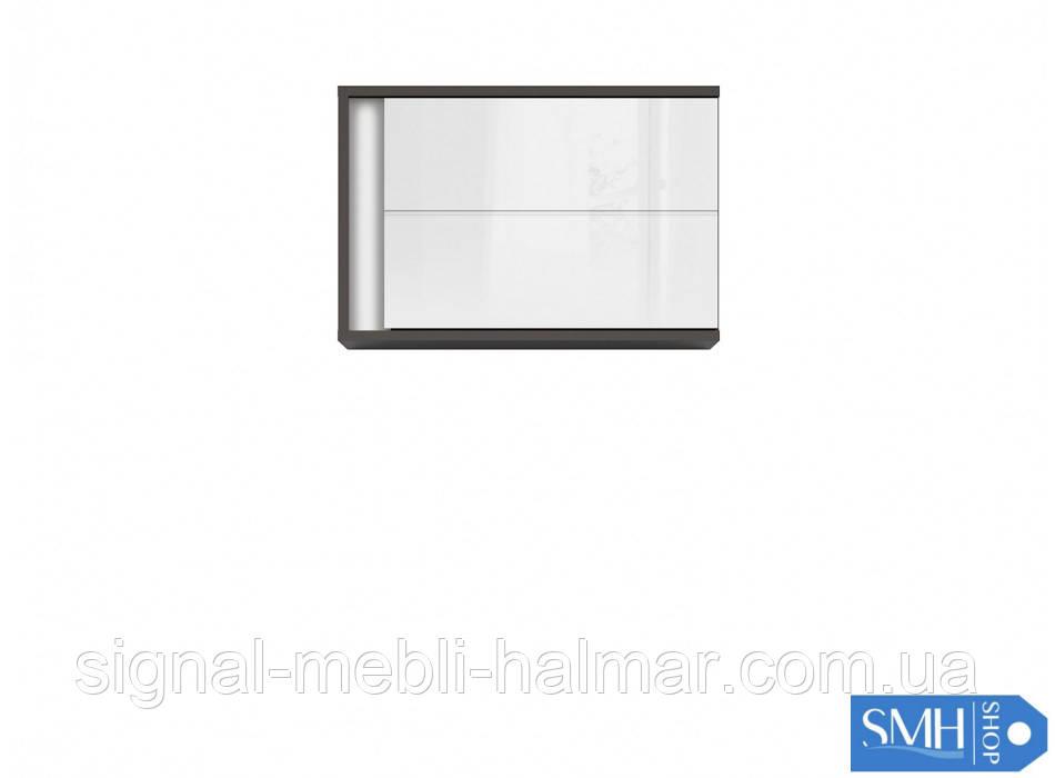 Шкафчик Graphic правый (S343-SFW1DP/A-SZW/BIP)