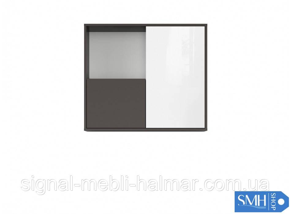 Graphic  Шкафчик (S343-SFW2D/86/75/C-SZW/BLP)