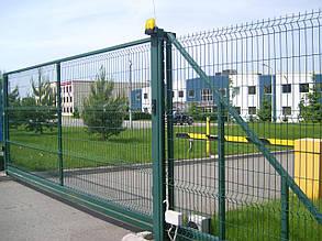 Откатные ворота от производителя