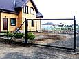 Откатные ворота от производителя, фото 3