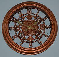 Красивые настенные часы Copper (28 см.), фото 1