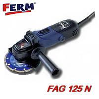 Болгарка (УШМ) Ferm FAG-125 N