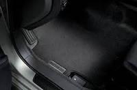 Комплект ковров велюровых Премиум аксессуар Subaru Impreza 08-12 Оригинал (J505EFG200)