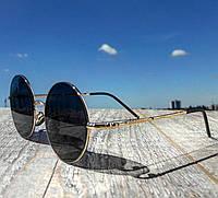 Солнцезащитные очки круглые фирменные женские Cordeo circle