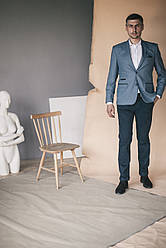 Костюм мужской West-fashion модель А-802