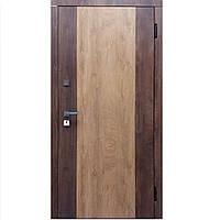 Входная дверь для квартиры комби