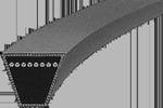 Клиновой ремень узкого профиля