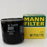 Фильтр масляный Mann W 712/75 оригинал