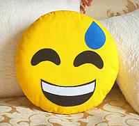Подушка-смайлик Emoji #18, фото 1