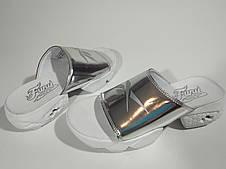 Женские шлепанцы  37 размер  бренд  Reebok Модель Fury Slide Magic Hour , фото 3