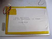 Prestigio MultiPad PMT3677 акб